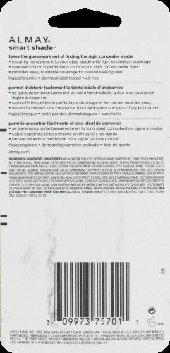 Almay Smart Shade 010 Light Concealer SPF 15 Perspective: back