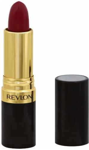 Revlon Super Lustrous 046 Bombshell Red Lipstick Perspective: back