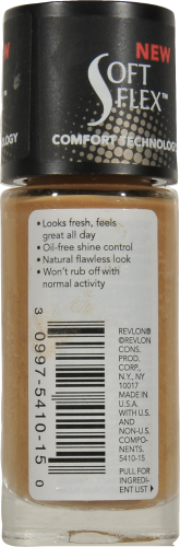 Revlon ColorStay Toast Combination Oily Skin Makeup Perspective: back