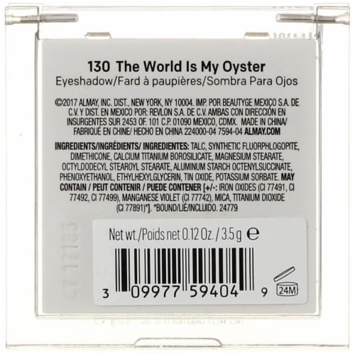 Almay Eyeshadow 130 The World is My Oyster Perspective: back