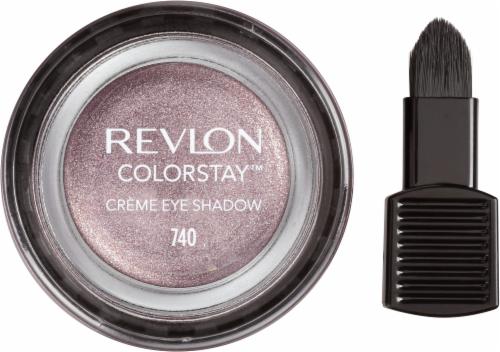 Revlon ColorStay Black Currant Creme Eye Shadow Perspective: back