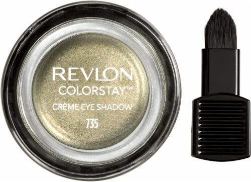 Revlon Colorstay Pistachio Creme 735 Eyeshadow Perspective: back