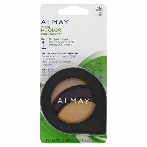 Almay Intense i-Color Party Brights Shadow for Green Eyes Perspective: back