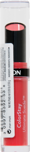 Revlon ColorStay Ultimate Suede Lipstick Stylist Perspective: back