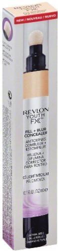 Revlon Youth FX Fill + Blur Light Medium Concealer Perspective: back