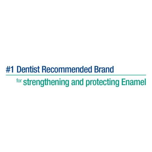 Sensodyne Pronamel Mint Essence Toothpaste Perspective: back
