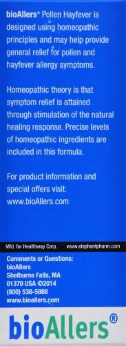 Bio Allers Pollen & Hayfever Perspective: back