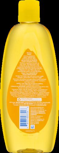 Johnson's Baby Shampoo Perspective: back
