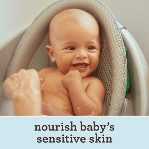 Aveeno Baby Wash & Shampoo Perspective: back