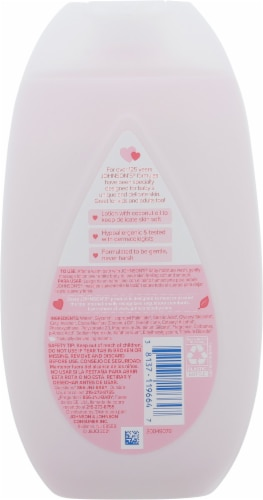 Johnson's® Baby Lotion Perspective: back