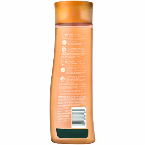Herbal Essences Body Envy Boosted Volume Shampoo Perspective: back