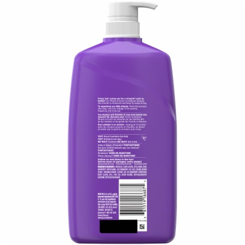 Aussie Miracle Smooth Conditioner Perspective: back