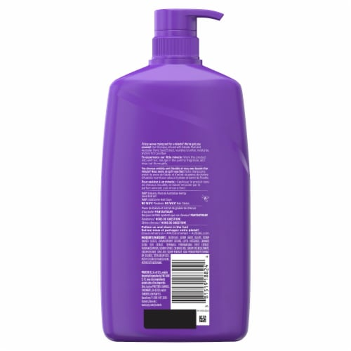 Aussie Miracle Waves Shampoo Perspective: back
