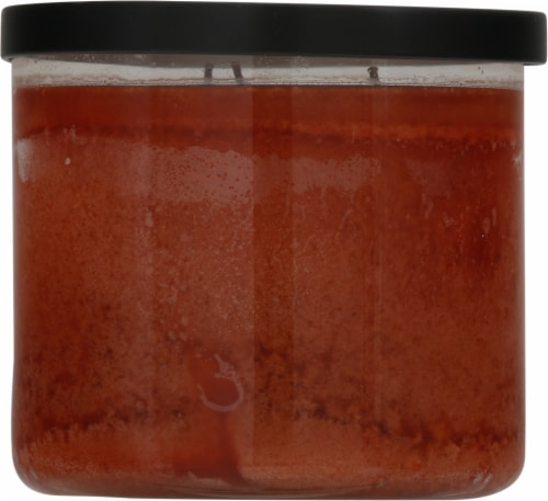 Village Candle® Spiced Tobac & Honey Bowl Candle Perspective: back