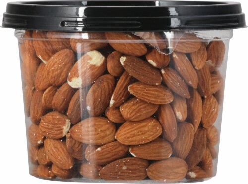KIND® Raw Almonds Perspective: back