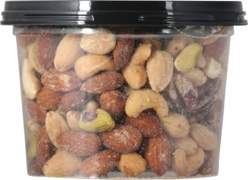 KIND® Roasted and Salted Premium Nut Mix Perspective: back