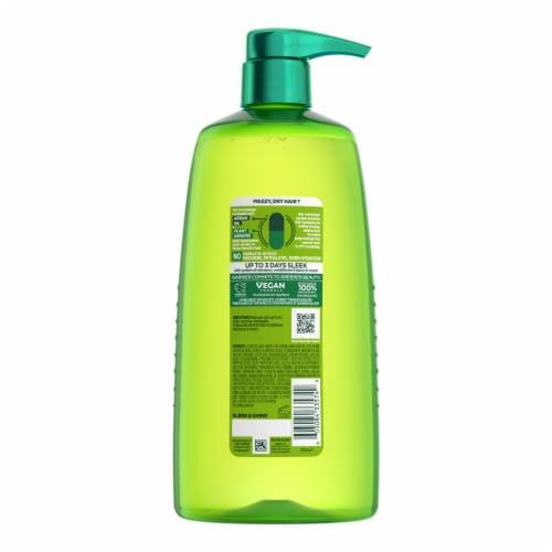 Garnier Fructis Sleek & Shine Shampoo Perspective: back