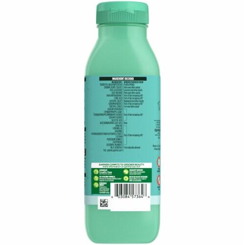 Garnier Fructis Hydrating Treat Aloe Extract Shampoo Perspective: back