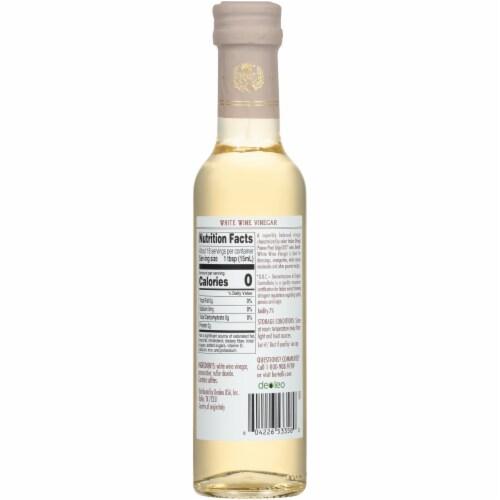 Bertolli Pinot Grigio White Wine Vinegar Perspective: back