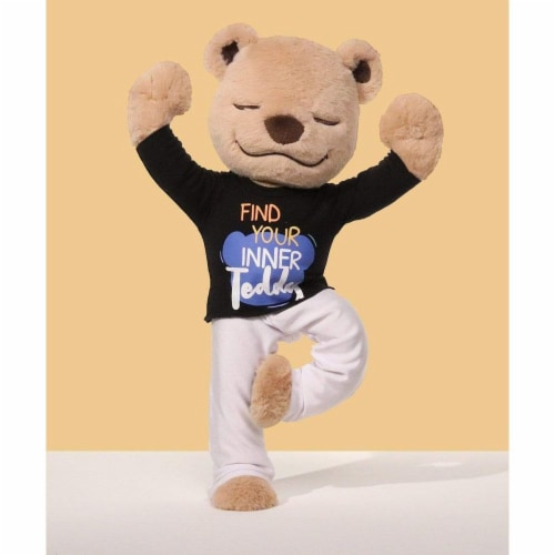 Find Your Inner Teddy - Long Sleeve T-Shirt for Meddy Teddy Perspective: back