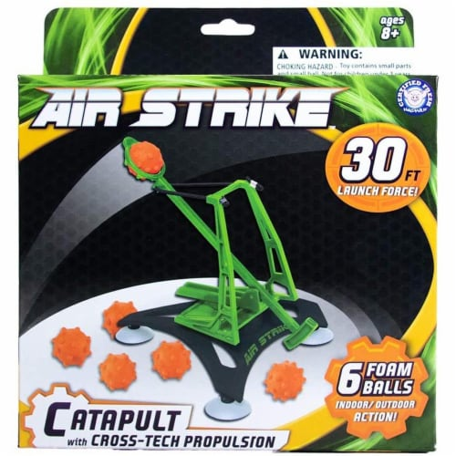 Air Strike Catapult Perspective: back