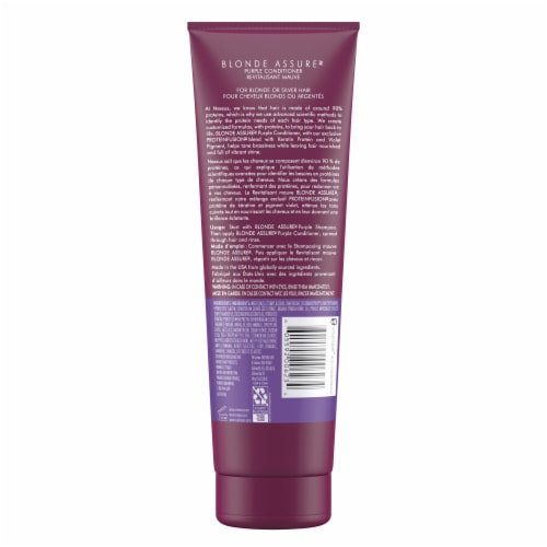Nexxus Blonde Assure Protein Fusion Color Toning Conditioner Perspective: back