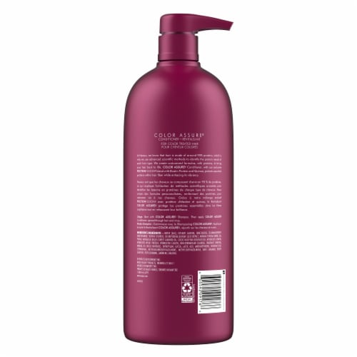 Nexxus Color Assure ProteinFusion Conditioner Perspective: back