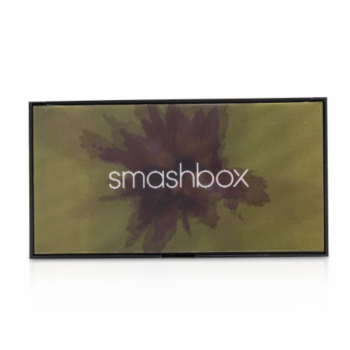 Smashbox Cover Shot Eye Palette  # Major Metals 6.2g/0.21oz Perspective: back