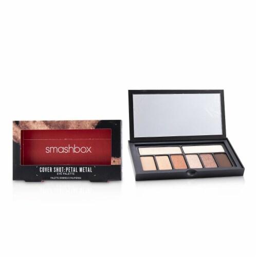 Smashbox Cover Shot Eye Palette  # Petal Metal 6.2g/0.21oz Perspective: back