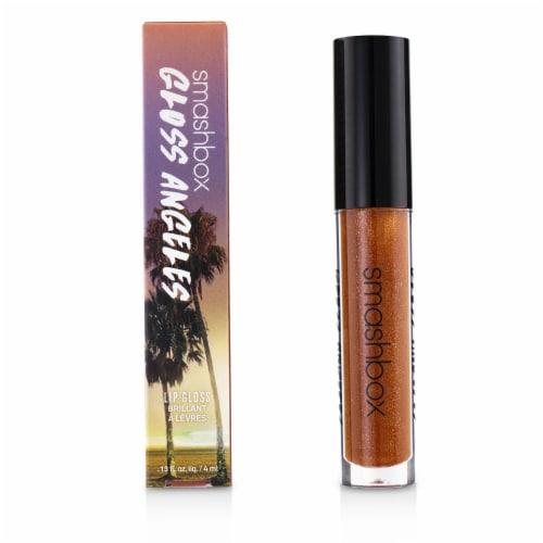 Smashbox Gloss Angeles Lip Gloss  # Michelada (Rust Shimmer With MultiTonal Pearl) 4ml/0.13oz Perspective: back