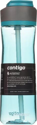 Contigo Ashland Water Bottle - Juniper Perspective: back