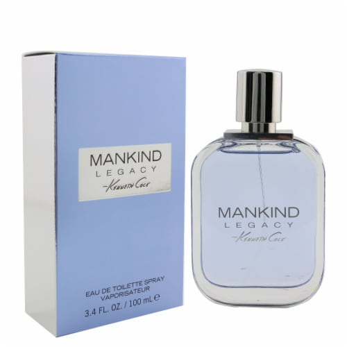 Kenneth Cole Mankind Legacy EDT Spray 100ml/3.4oz Perspective: back