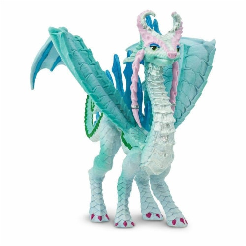 Princess Dragon Toy Perspective: back