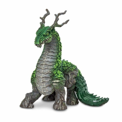 Jungle Dragon Toy Perspective: back