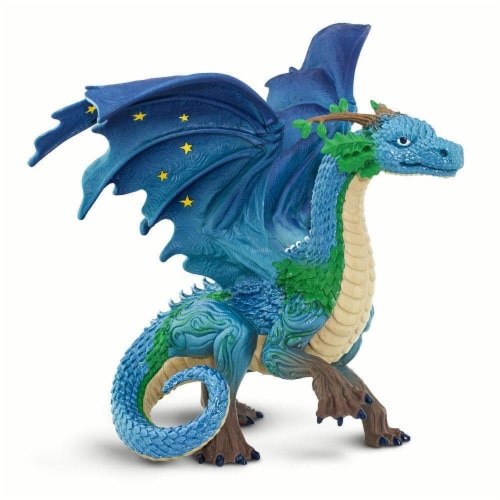 Earth Dragon Toy Perspective: back