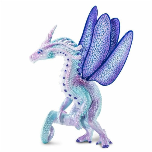 Fairy Dragon Toy Perspective: back