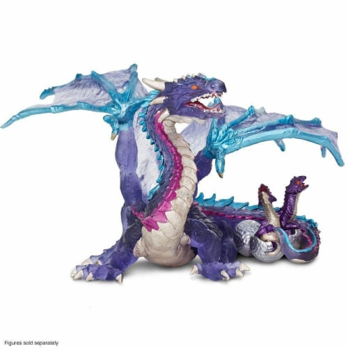 Cloud Dragon Toy Perspective: back