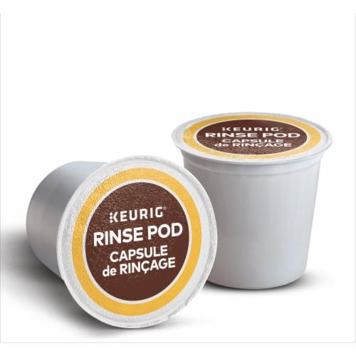 Keurig® Rinse Pod Capsule Perspective: back