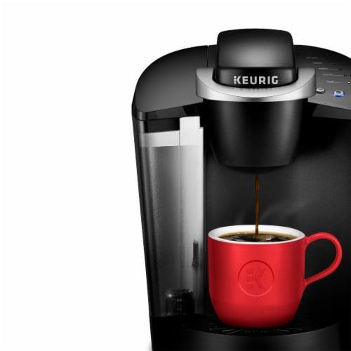 Keurig® K-Classic Single Serve Coffee Brewer - Black Perspective: back