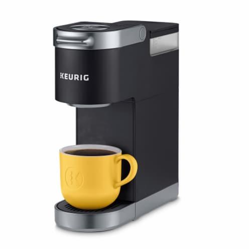 Keurig® K-Mini Plus Single Serve Coffee Maker - Matte Black Perspective: back