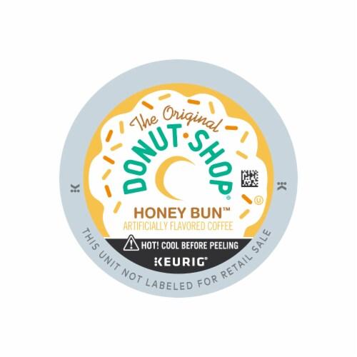 The Original Donut Shop Honey Bun Coffee K-Cup Pods Perspective: back