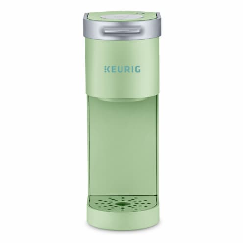 Keurig® K-Mini Single Serve Coffee Maker - Chill Green Perspective: back
