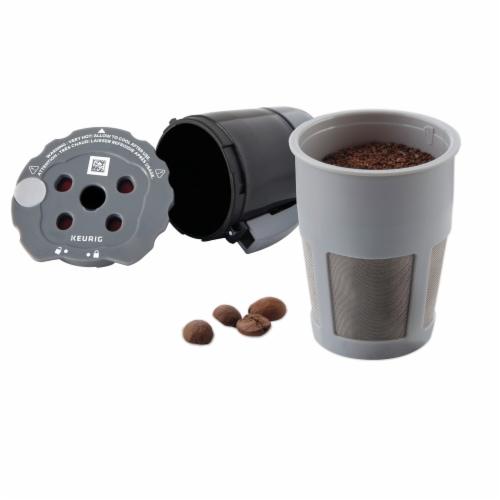 Keurig® My K-Cup® Universal Reusable Coffee Filter Perspective: back