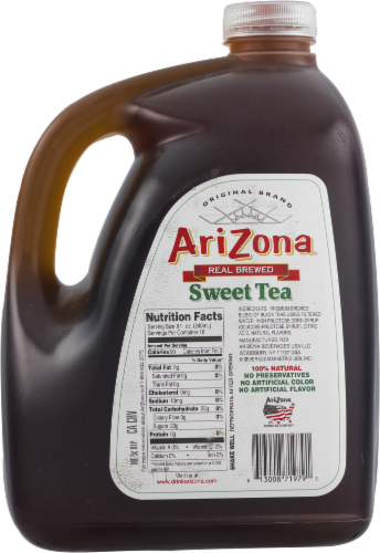 AriZona Southern Style Sweet Tea Perspective: back