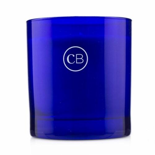 Capri Blue Signature Candle  Pomegranate Citrus 227g/8oz Perspective: back