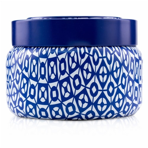 Capri Blue Printed Travel Tin Candle  Paris 241g/8.5oz Perspective: back