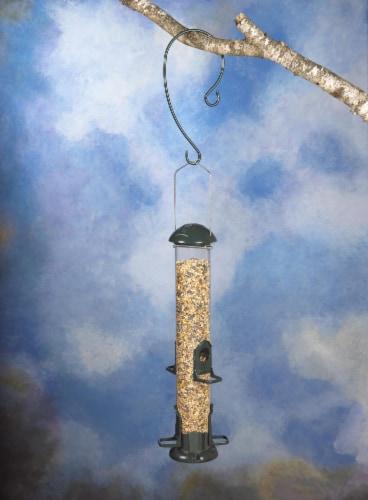 Hiatt More Birds Branch Hook Perspective: back