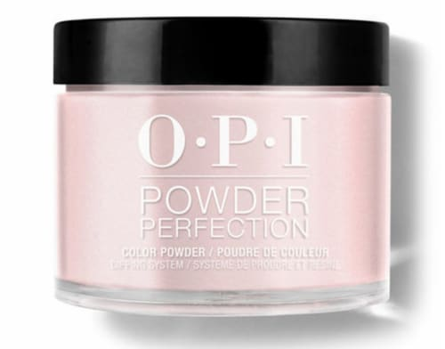 OPI Nail Dipping Powder Perfection - Got into a Jam-balaya DP N57 Perspective: back