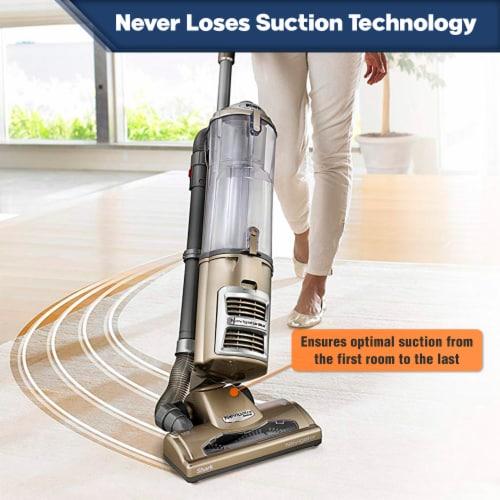 Shark® Navigator Professional Upright Vacuum Perspective: back