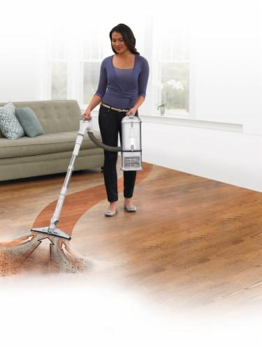 Shark® NV358 Navigator Lift Away Professional Upright Vacuum Perspective: back